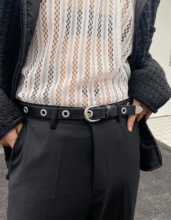 No.8288 hado leather BELT
