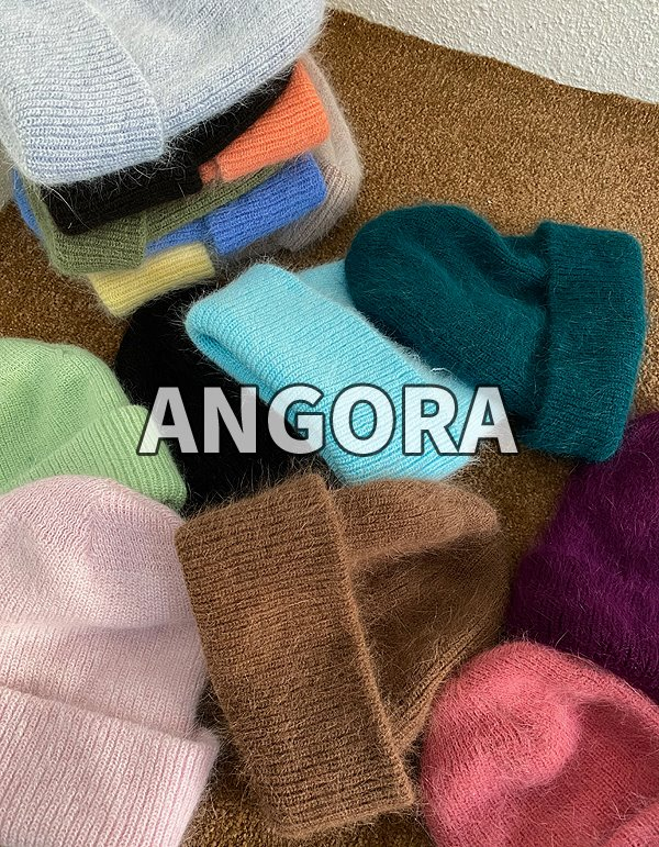 No.8554 angora BINI (15color)